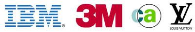 Contoh Gambar Logo Letter Mark