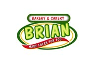 Logo Brian Cakery and Bakery Kudus
