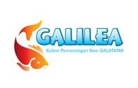 Logo Kolam Pemancingan Ikan Galatama Galilea
