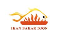 Logo Ikan Bakar Djon