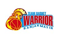 Logo Tim Basket Warrior Banjarmasin