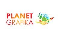 Logo Planet Grafika Printing