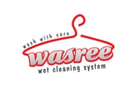 Logo Wasree Wet Cleaning System