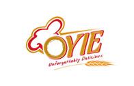 Logo Oyie Cake