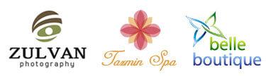 Gambar Contoh Desain Logo Perusahaan