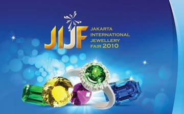 Logo Jakarta International Jewellery Fair 2010