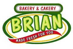 Logo  Brian Bakery dan Cakery Kudus