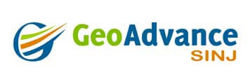 Logo Konsultan Survey GeoAdvance