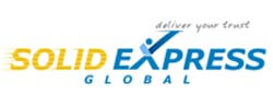 Logo Perusahaan Logistik PT. Solid Express Global