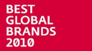 Brand Logo Terbaik Dunia 2010 Versi Interbrand