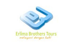 Logo Perusahaan Erlima Brothers Tour