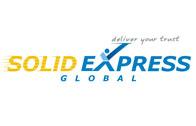 Logo Logistik Solid Express
