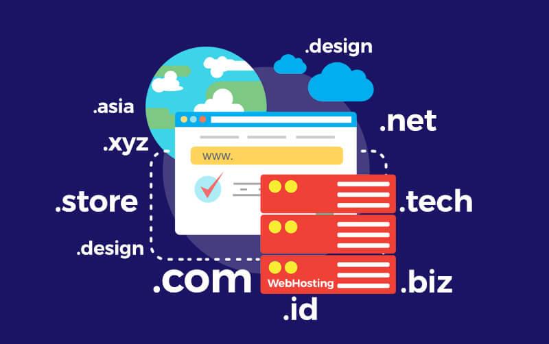 Domain Sendiri : Keuntungan dan Cara Memilih Nama Yang Baik