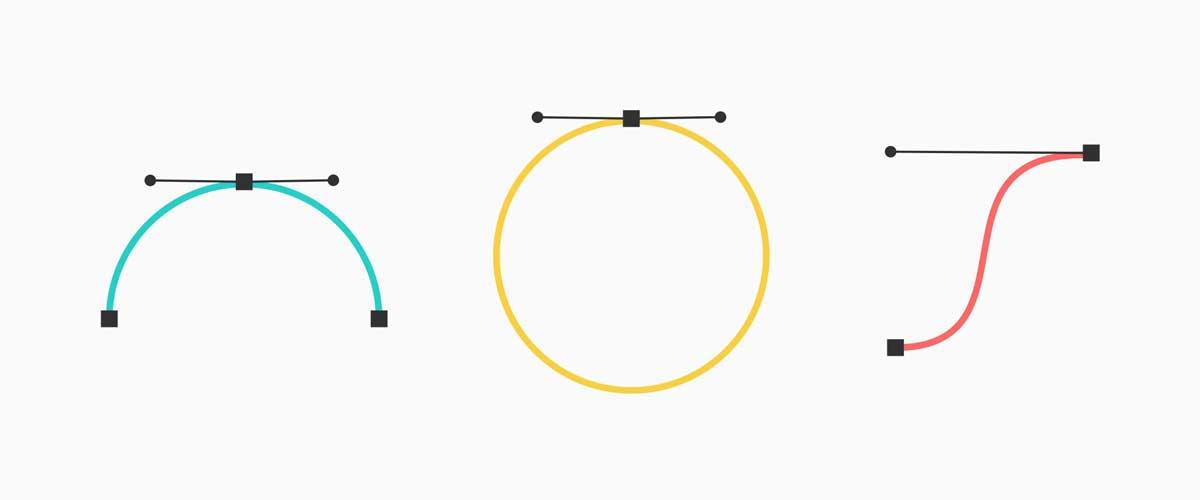 Vektor Image Terdiri Dari Garis dan Bentuk Gambar Vektor dan Raster: Perbedaan Format dan Contohnya Dalam Desain Logo